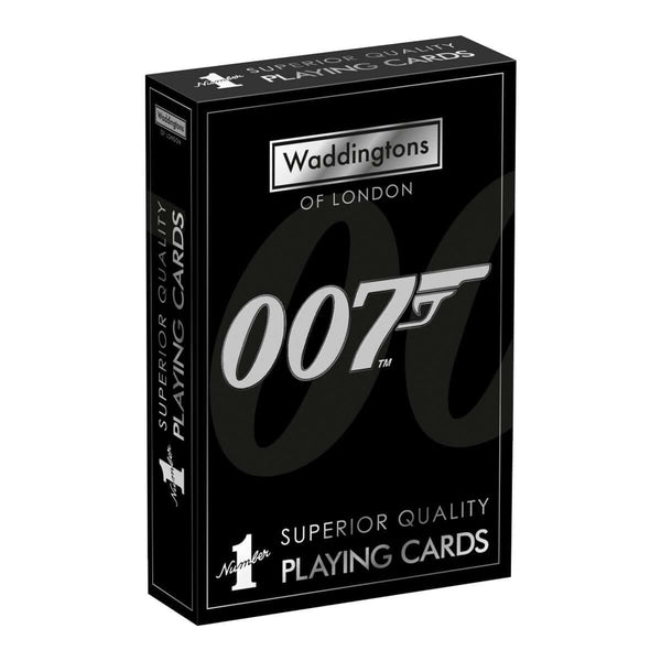 James Bond Waddingtons No.1 Playing Cards