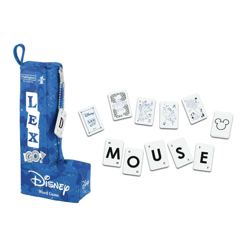 Disney Lex-Go! Word Game