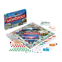 Grimsby Monopoly - Winning Moves UK