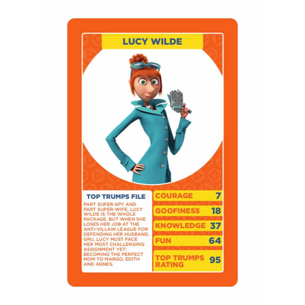 Despicable Me 3 Top Trumps - Winning Moves UK