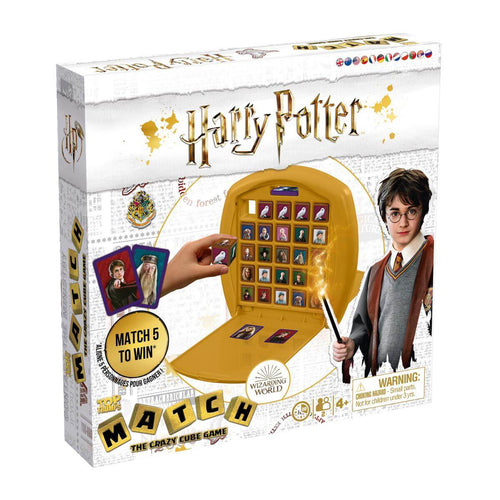 Harry Potter Top Trumps Match