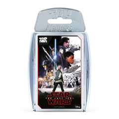 Star Wars The Last Jedi Top Trumps