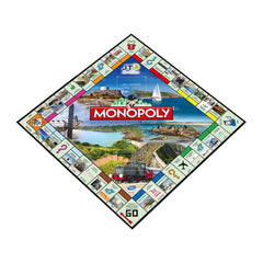 Guernsey Monopoly - Winning Moves UK