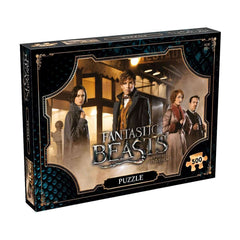 Fantastic Beasts 500 Piece Jigsaw Puzzle