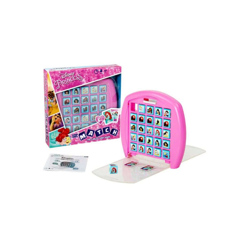 Disney Princess Top Trumps Match - Winning Moves UK