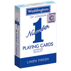 Waddingtons Number 1 Blue
