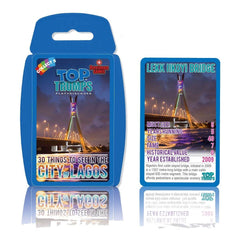 City of Lagos Top Trumps - Winning Moves UK