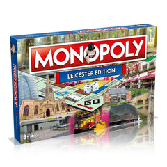 Leicester Monopoly