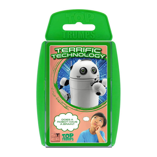 STEM Terrific Technology