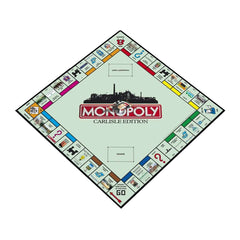 Carlisle Monopoly - Winning Moves UK