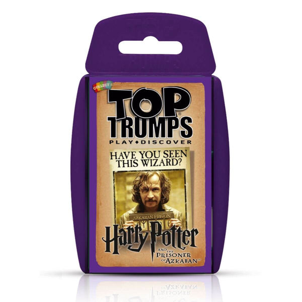 Harry Potter and The Prisoner of Azkaban Top Trumps