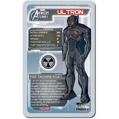 Marvel Avengers Assemble Top Trumps - Winning Moves UK