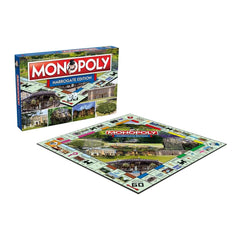 Harrogate Monopoly Board Game - Winning Moves UK