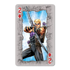 Marvel Universe Playing Cards - Winning Moves UK