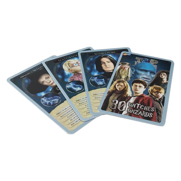 Harry Potter 30 Witches and Wizards Top Trumps Collectors Tin