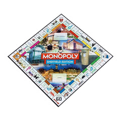 Sheffield Monopoly - Winning Moves UK