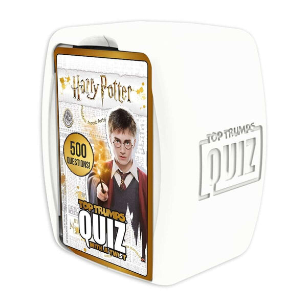 Harry Potter Top Trumps Quiz - Winning Moves UK