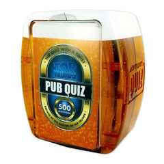 Pub Quiz Top Trumps Quiz