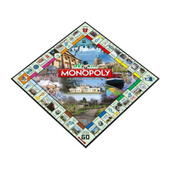 Chelmsford Monopoly - Winning Moves UK