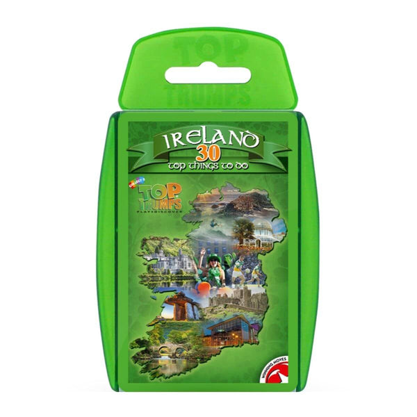 Ireland: Top 30 Things to See Top Trumps