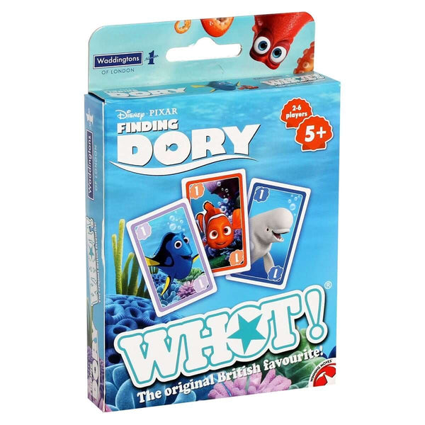 Finding Dory WHOT! Travel Tuckbox