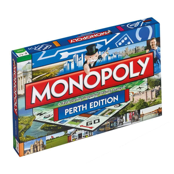 Perth Monopoly - Winning Moves UK