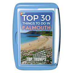 Falmouth 30 Things to See Top Trumps