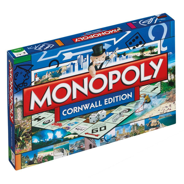 Cornwall Monopoly - Winning Moves UK
