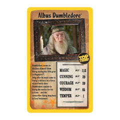 Harry Potter and the Order of the Phoenix Top Trumps - Winning Moves UK