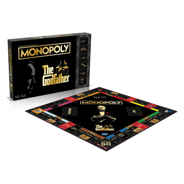 The Godfather Monopoly Board Game
