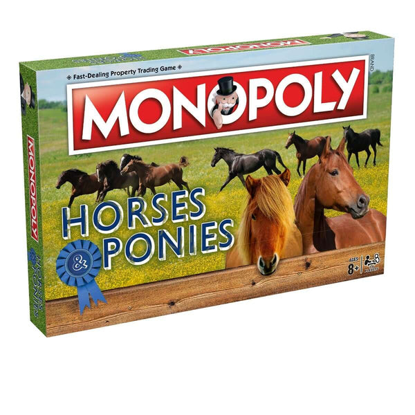 Horses and Ponies Monopoly