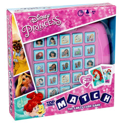 Disney Princess Top Trumps Match