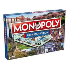 Edinburgh City Monopoly Board Game