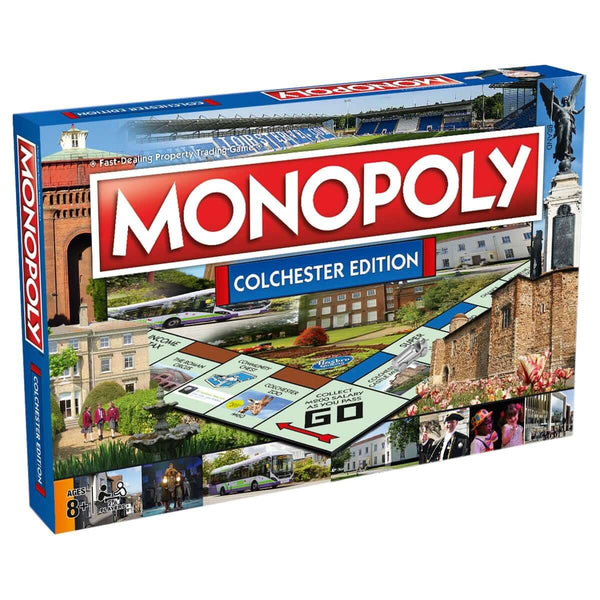Colchester Monopoly - Winning Moves UK