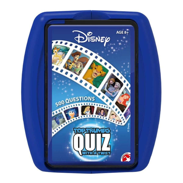 Disney Classics Top Trumps Quiz