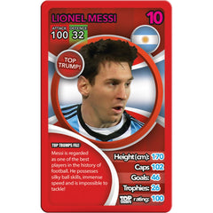 World Football Stars Top Trumps - Winning Moves UK