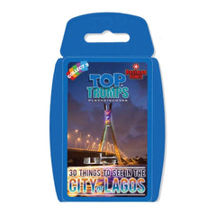 City of Lagos Top Trumps