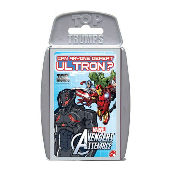 Marvel Avengers Assemble Top Trumps