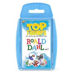 Roald Dahl Vol 2 Top Trumps Card Game