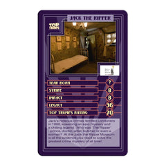 Legends of London Top Trumps - Winning Moves UK