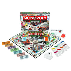 Dublin Monopoly Board Game - Winning Moves UK