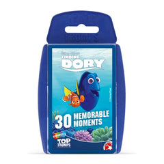 Finding Dory Top Trumps