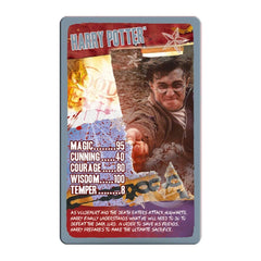 Harry Potter and The Deathly Hallows Part 2 Top Trumps - Winning Moves UK