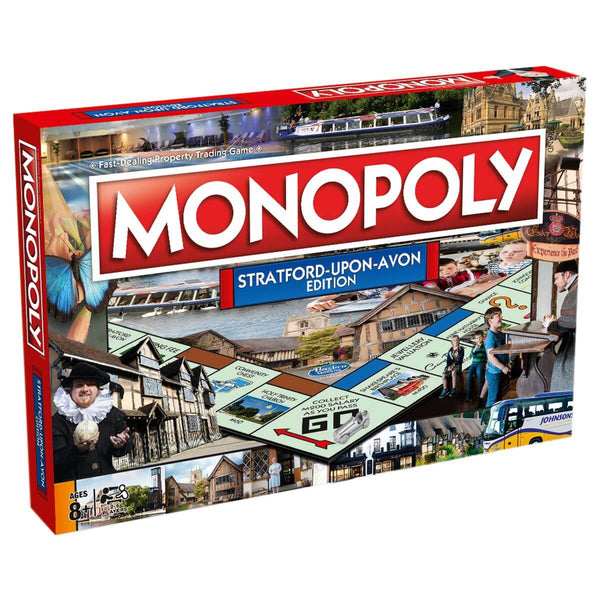 Stratford upon Avon Monopoly - Winning Moves UK