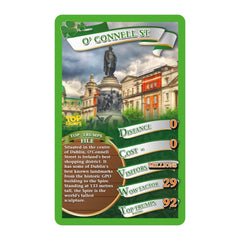 Ireland: Top 30 Things to See Top Trumps - Winning Moves UK