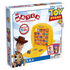 Toy Story 4 Top Trumps Match