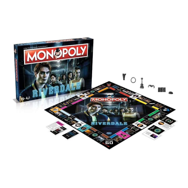 Riverdale Monopoly Board Game - Winning Moves UK