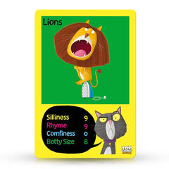 Oi Frog Top Trumps Junior Card Game - Winning Moves UK