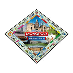 Newport Monopoly - Winning Moves UK