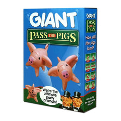 Giant Pass the Pigs